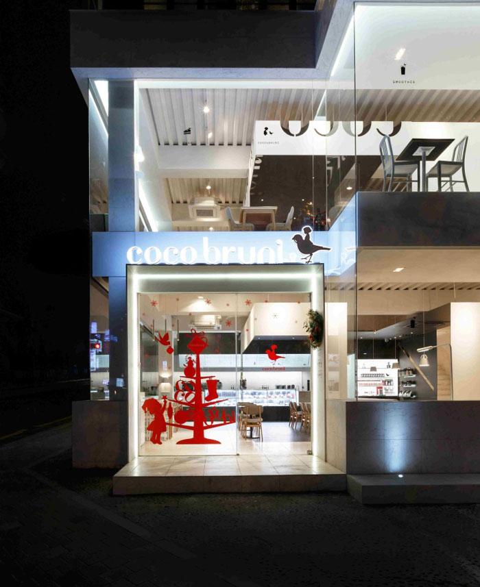 Coco bruni cafe by Betwin Space Design coco bruni interior design3