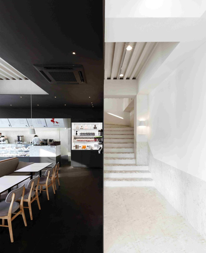 Coco bruni cafe by Betwin Spac