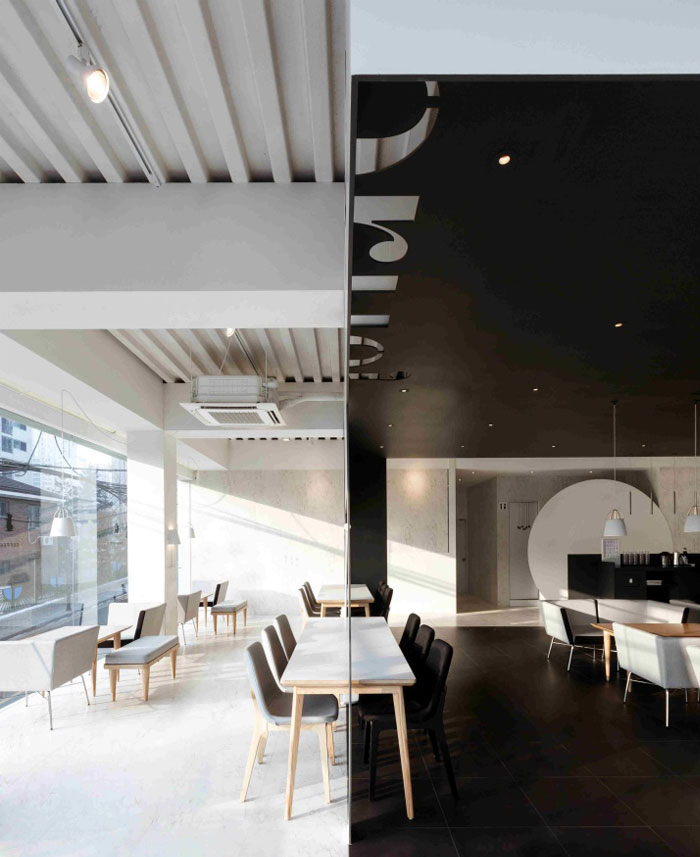 Coco bruni cafe by Betwin Space