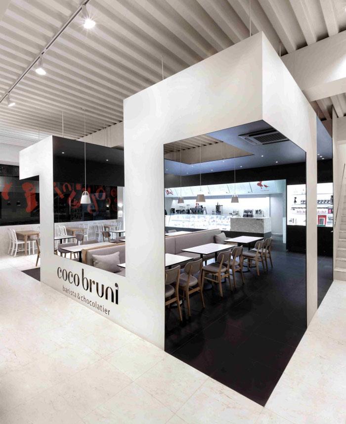 Coco bruni cafe by Betwin Space Design coco bruni interior design7