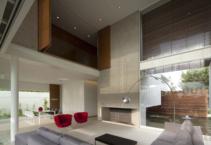 House FF modern architecture house ff2