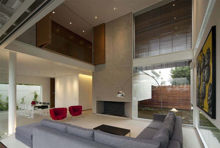 House FF modern architecture house ff8