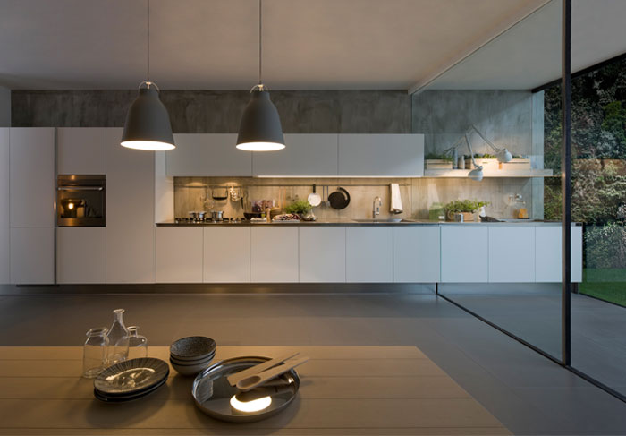 arclinea s latest collection at milan   interiorzine