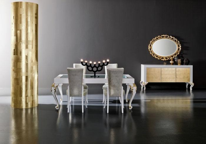 Baroque Design Furniture A Guide To Baroque Furniture Interiorzine