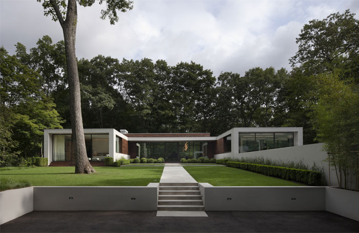 Classically Modern Residence classically modern residence13