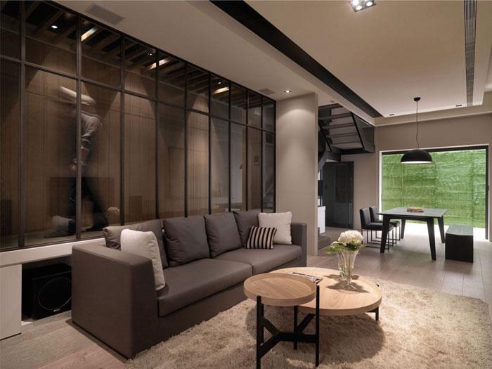 Unique Modern And Contemporary Apartment Interiorzine