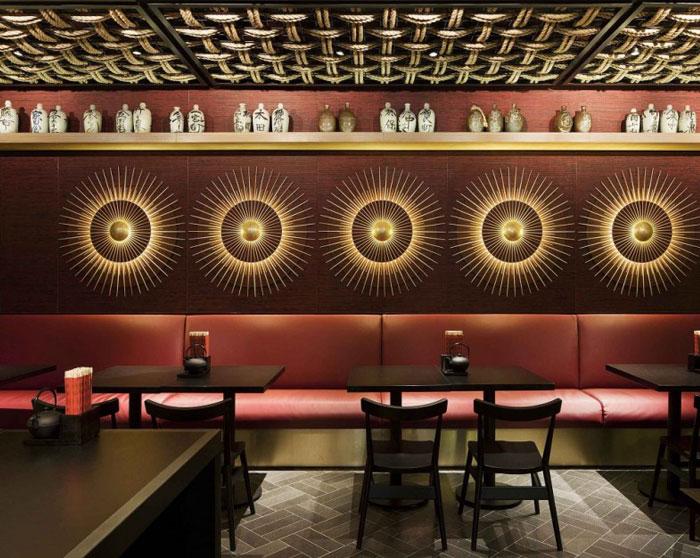 Modern Japanese Style Restaurant Interiorzine