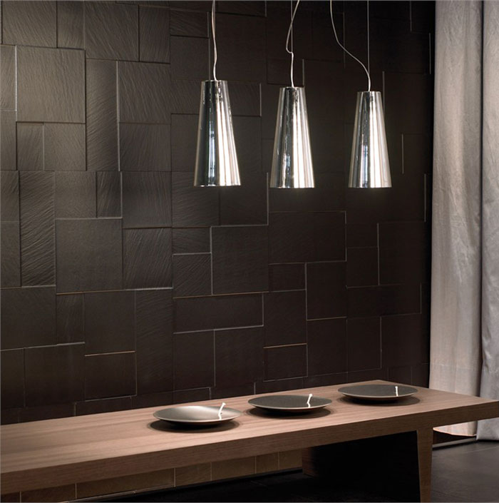 Big formats wall tiles by inalco interiorzine for Inalco carrelage