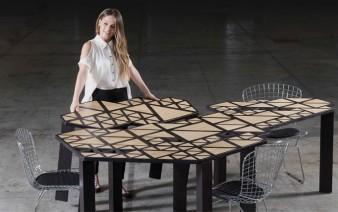 long-table-swarm 9