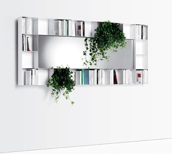 mirror-matt-white-lacquered-metal-bookcase1