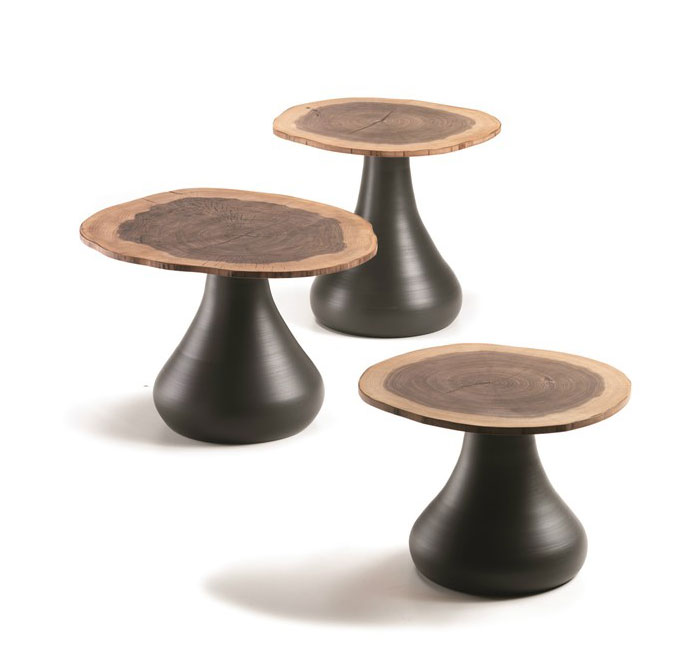 Round Coffee Table Unique: Round Coffee Table By Giorgio Cattelan