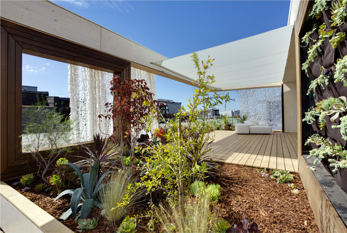 Living Inspired by Sustainable Innovation attractive solar powered house6