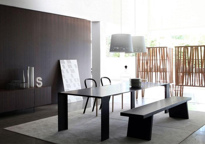 design trends porro dining room2