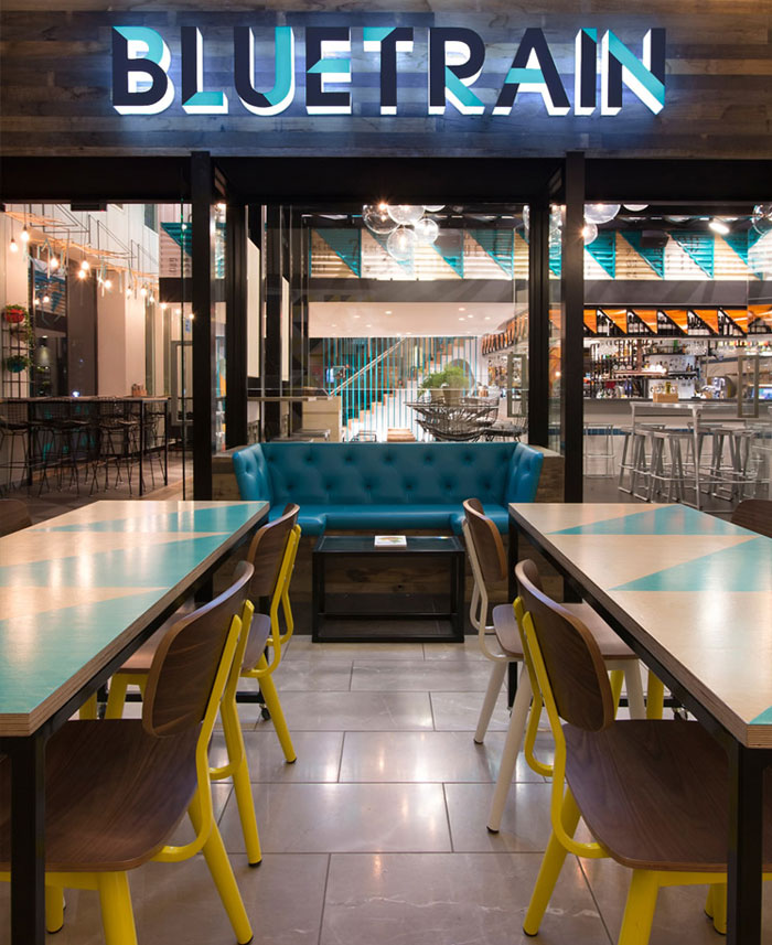 Industrial Chic Cafe Design By Studio Equator Interiorzine
