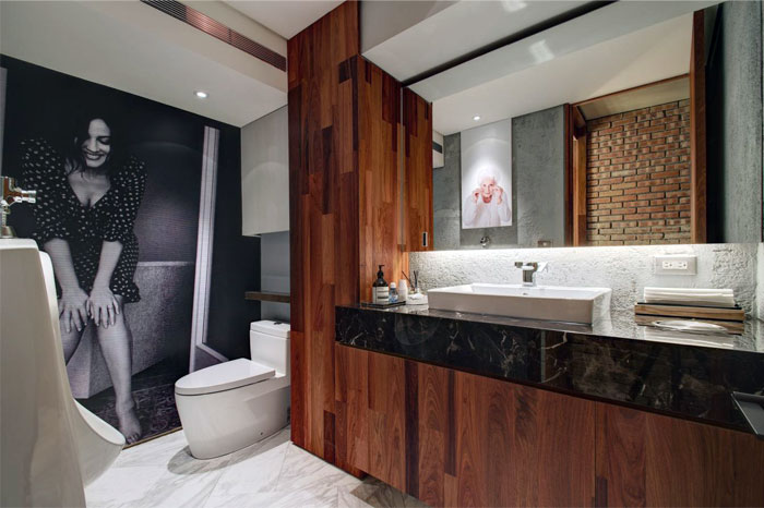 Restaurant Bathroom Design ~ Home Design Ideas
