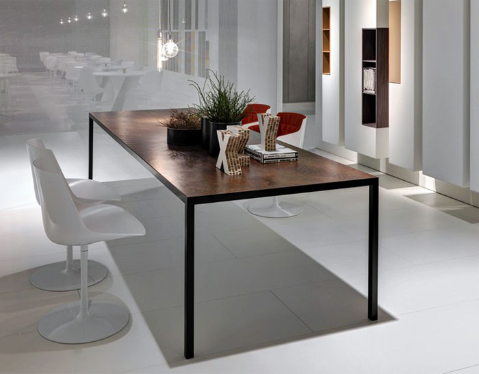 minimalist-design-dining-table