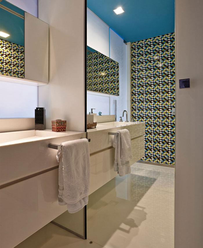 white-bathroom-colorful-ceramic-tiles