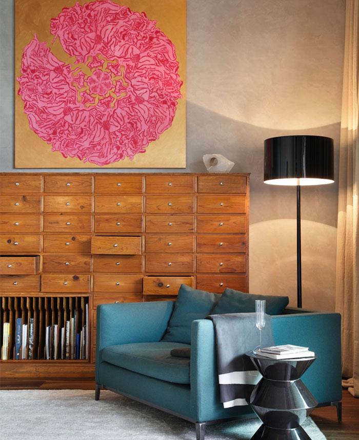 art-composition-ligting-furniture