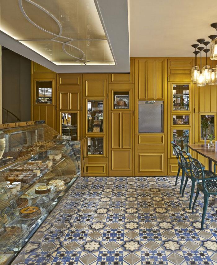 golden-cabinets-various-door-designs