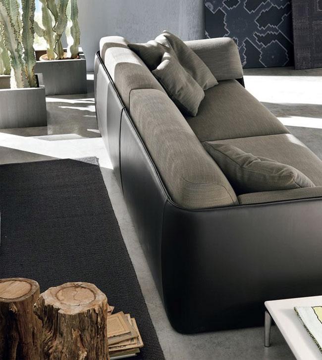Sofa bộ sưu tập đầm phá Sofa da, giường ngủ và Ghế đầm phá 1