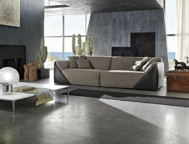 Đầm phá Sofa da, giường ngủ và Ghế bộ sưu tập đầm phá sofa