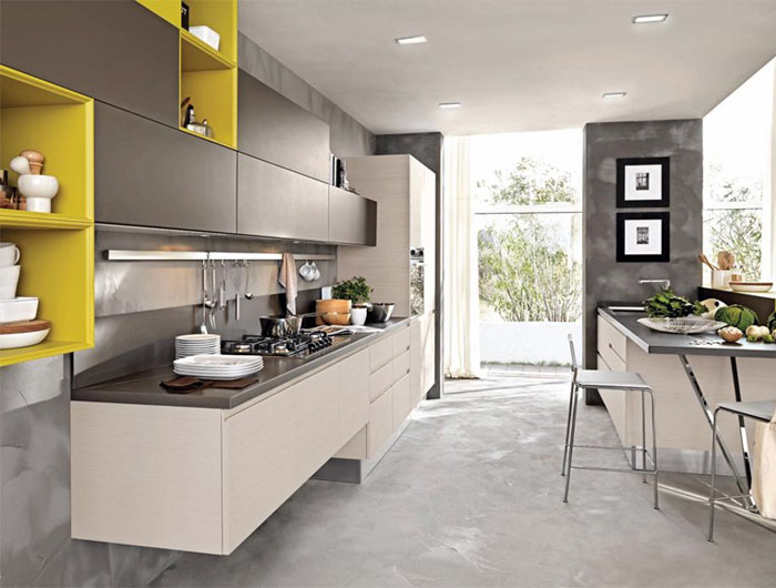 Kitchen With Island Design Ideas For Your Kitchen Space