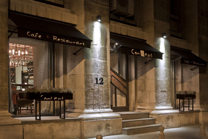 concept-restaurant-outdoor