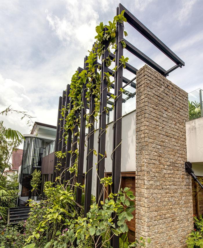 vertical-garden-villa-exposed-stone-walls