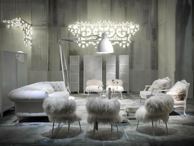 White Living Room Furniture And Decor Ideas By Paola