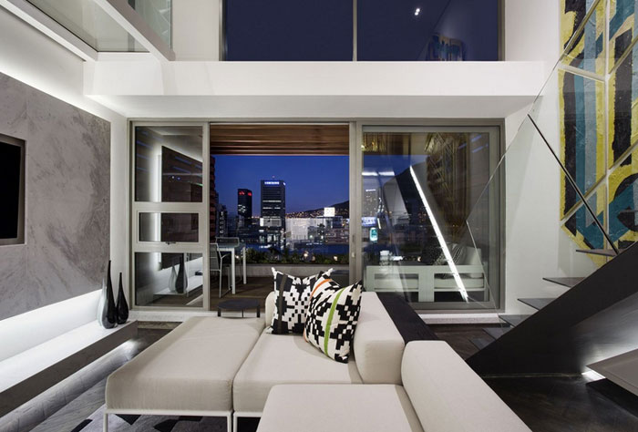 modern-african-graphic-colour-monochromatic-interior