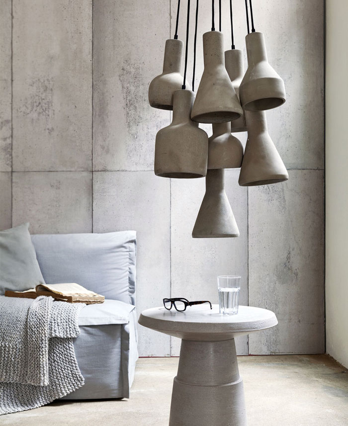 Decorative Concrete Design For Modern Interiors Interiorzine