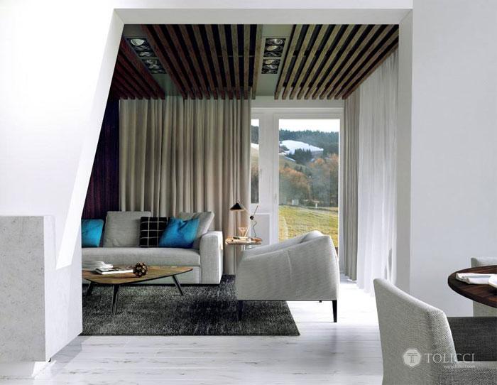 Hiện đại ấm cúng đồ đạc Home Studio Tolicci nhà nội thất ấm cúng hiện đại