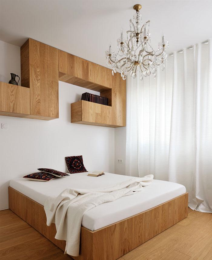 white-caramel-wood-bedroom-interior