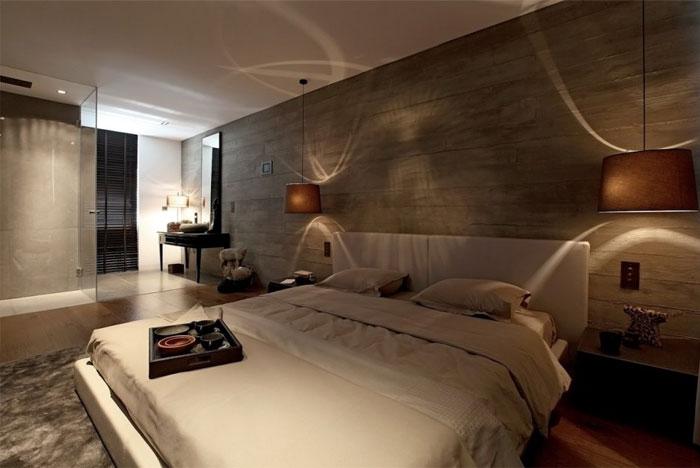 concrete-stonewall-panels-bedroom