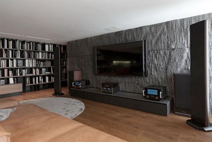 Glamorous Istanbul Apartment By Tanju Ozelgin InteriorZine
