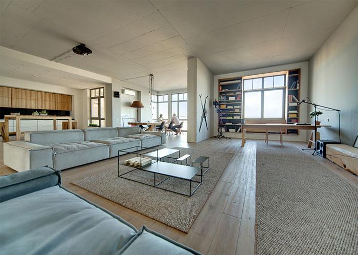 living-room-metal-frame-coffee-table