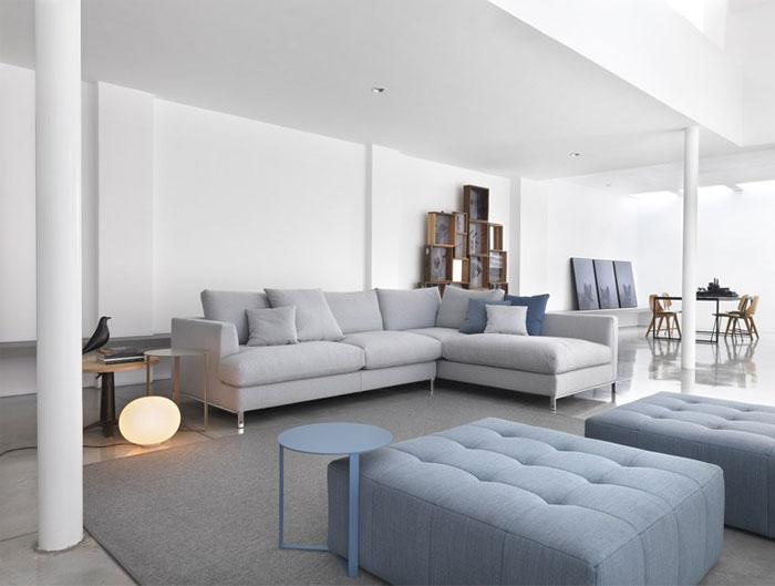 Loft sofa bởi Studio Marelli loft sofa nội thất thiết kế nội thất