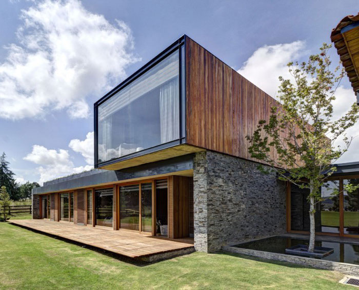 Stone House With Magnificent View By Elias Rizo