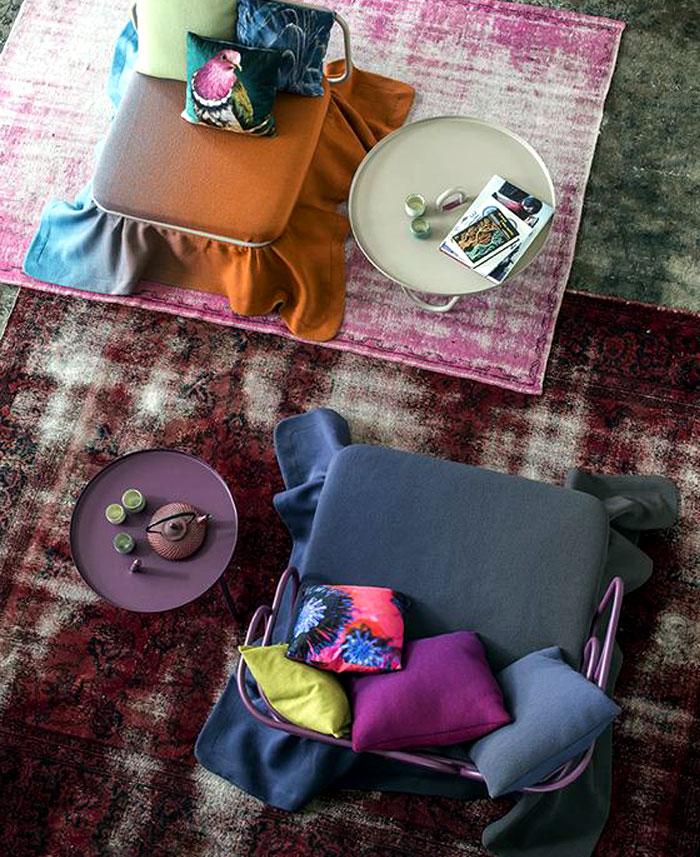 Tuyệt vời bọc nội thất bằng Moroso bộ sưu tập ốc đảo