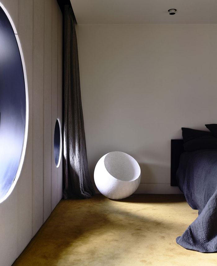 Thanh lịch Residence Victoria Kennedy bởi kiến trúc sư Nolan phòng ngủ