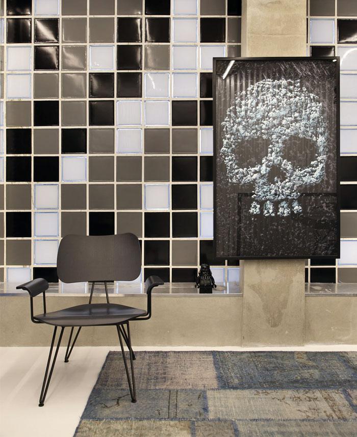 Làm việc chức năng và đương đại Nơi Studio Guilherme Torres Torres khái niệm kiến trúc sư văn phòng phòng thu Guilherme
