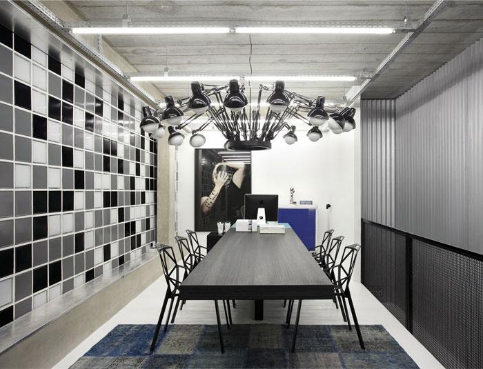 Làm việc chức năng và đương đại Nơi Studio Guilherme Torres nơi làm việc hiện đại chức năng