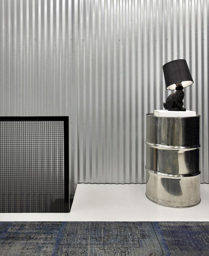 Làm việc chức năng và đương đại Nơi Studio Guilherme Torres nghệ thuật nói chung không gian văn phòng cách tiếp cận