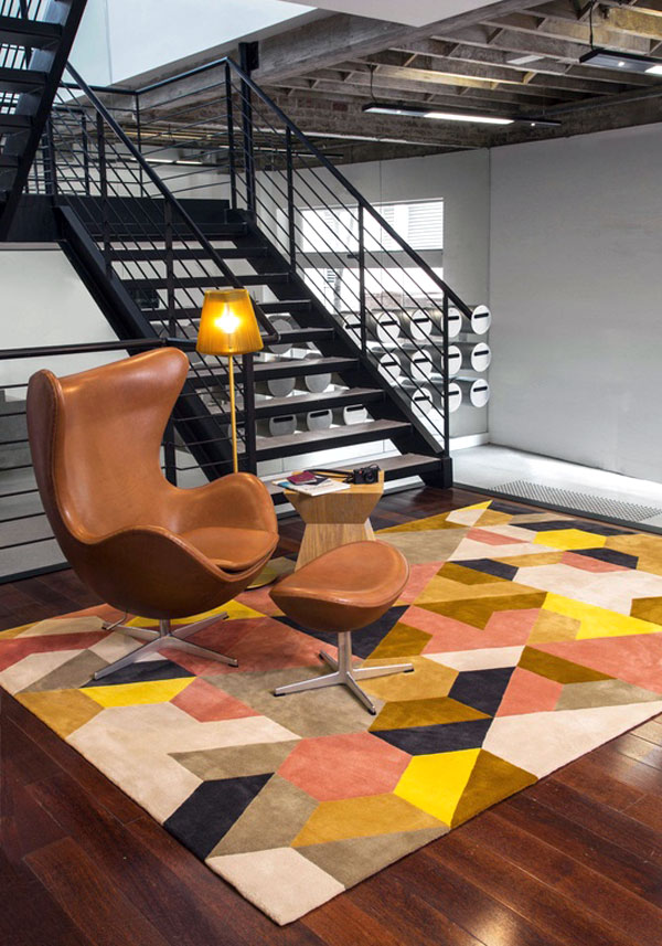 Creative Collections Of Handmade Rugs InteriorZine