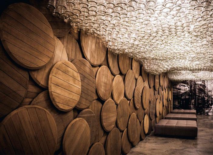 incredible-ceiling-made-brandy-bottles