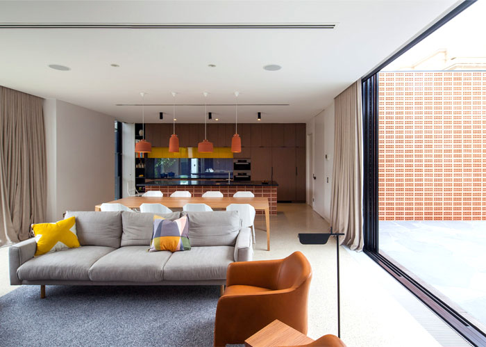new-charming-brick-house-interior