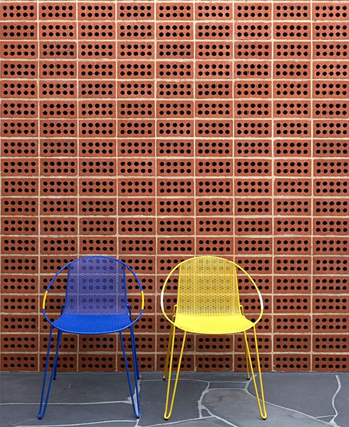 Brick House Dynamic Interior Interiorzine