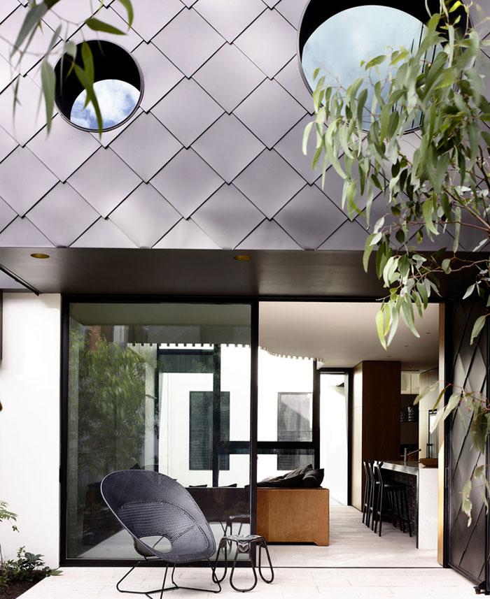Thanh lịch Residence Victoria Kennedy bởi Nolan Kiến trúc sư victorian nhà tinh thần tao nhã thiết kế Á