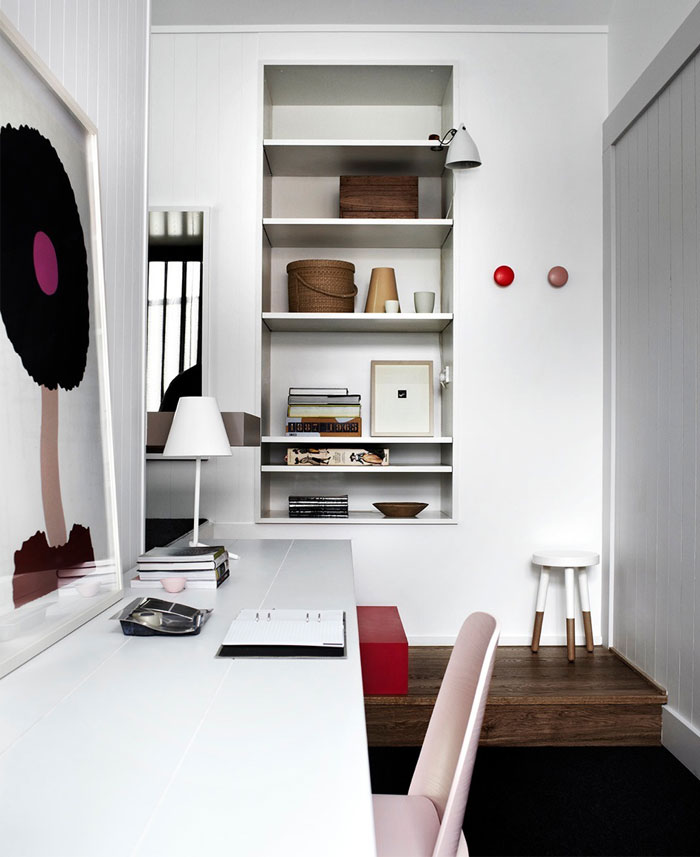 corridor-becomes-study