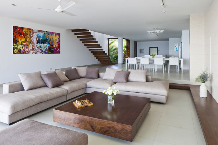 kitchen-living-room-areas-interconnected-enriched-swimming-pools